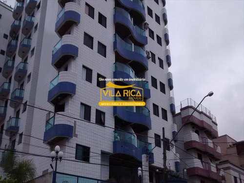 Apartamento, código 355900 em Praia Grande, bairro Tupi