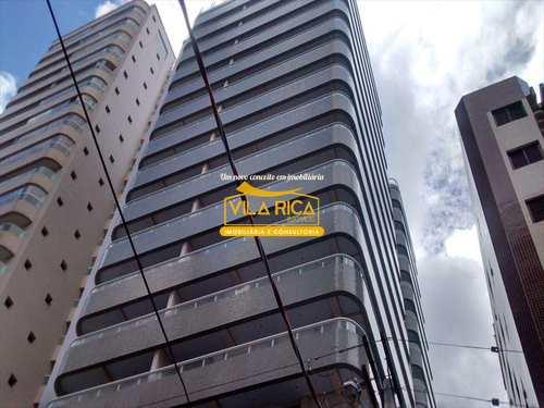 Apartamento, código 350100 em Praia Grande, bairro Canto do Forte