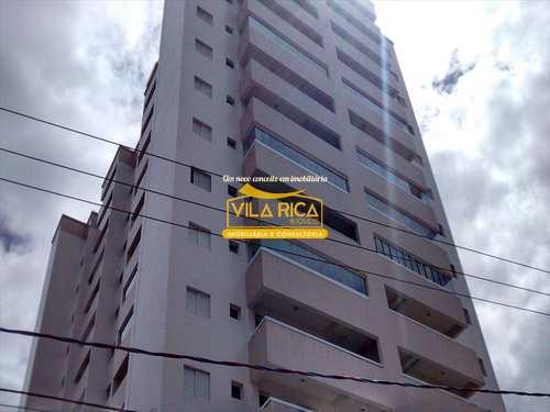 Apartamento, código 348800 em Praia Grande, bairro Aviação