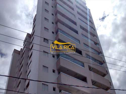 Apartamento, código 348700 em Praia Grande, bairro Aviação