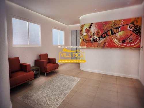 Apartamento, código 346200 em Praia Grande, bairro Boqueirão