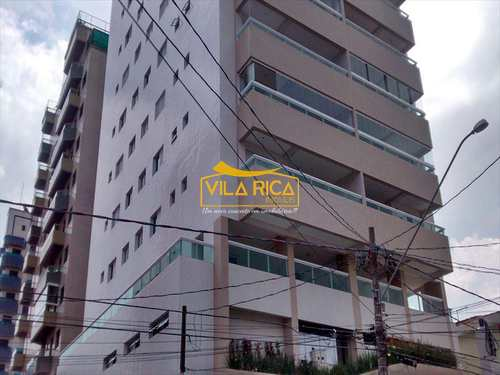 Apartamento, código 344600 em Praia Grande, bairro Ocian