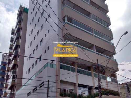 Apartamento, código 344400 em Praia Grande, bairro Ocian