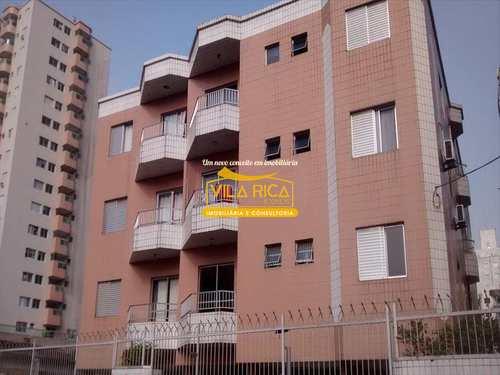 Apartamento, código 341300 em Praia Grande, bairro Aviação