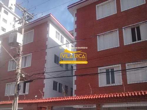 Apartamento, código 337600 em Praia Grande, bairro Guilhermina