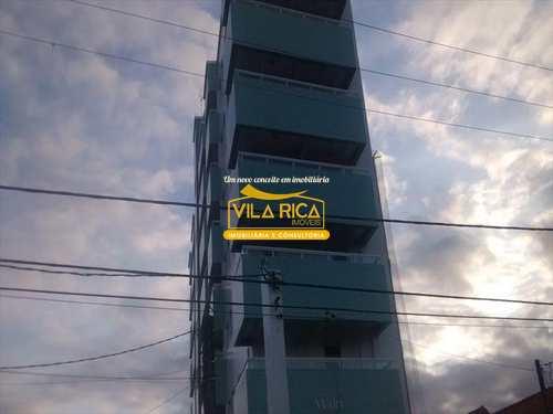 Apartamento, código 337700 em Praia Grande, bairro Aviação