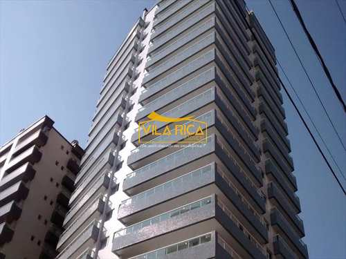 Apartamento, código 335000 em Praia Grande, bairro Guilhermina