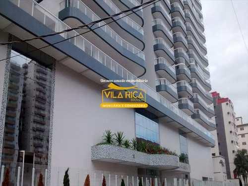 Apartamento, código 331600 em Praia Grande, bairro Ocian