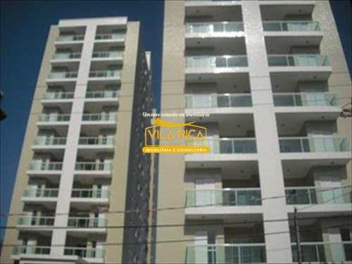 Apartamento, código 322300 em Praia Grande, bairro Boqueirão