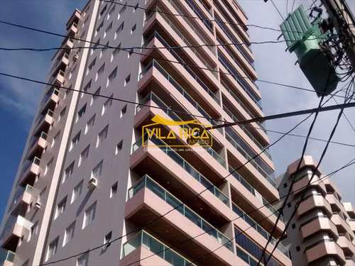 Apartamento, código 321800 em Praia Grande, bairro Tupi