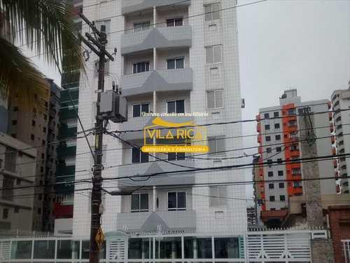 Apartamento, código 320100 em Praia Grande, bairro Aviação