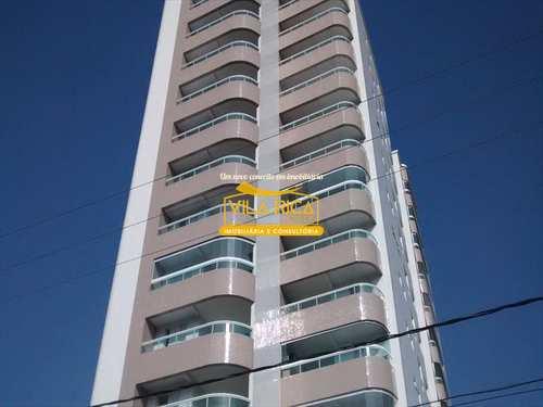 Apartamento, código 311900 em Praia Grande, bairro Guilhermina