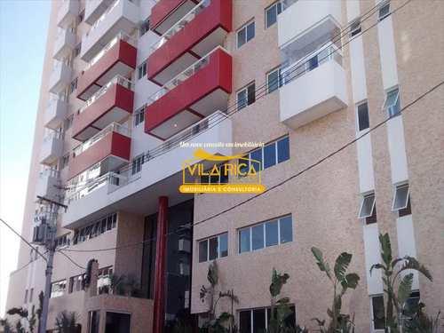 Apartamento, código 310100 em Praia Grande, bairro Ocian