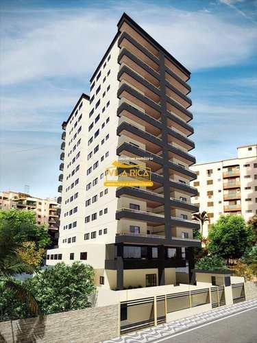 Apartamento, código 309200 em Praia Grande, bairro Guilhermina