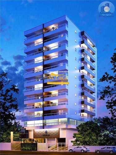 Apartamento, código 302700 em Praia Grande, bairro Canto do Forte