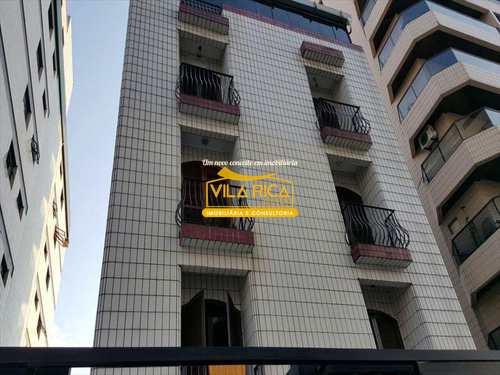 Apartamento, código 294100 em Praia Grande, bairro Guilhermina