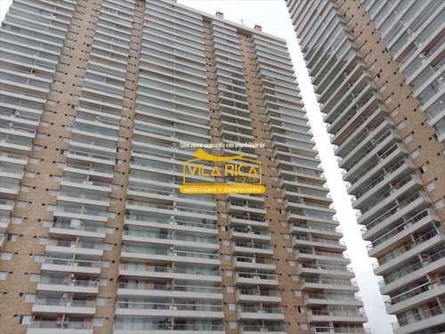 Apartamento, código 291600 em Praia Grande, bairro Mirim