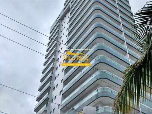Apartamento, código 291100 em Praia Grande, bairro Guilhermina