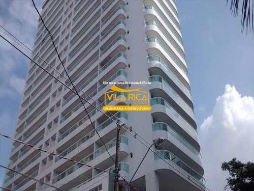 Apartamento, código 287100 em Praia Grande, bairro Tupi