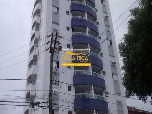 Apartamento, código 280500 em Praia Grande, bairro Guilhermina