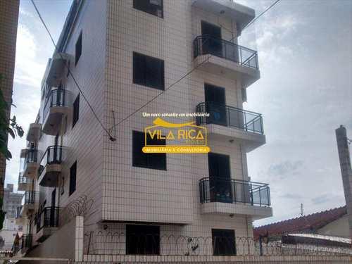 Apartamento, código 278600 em Praia Grande, bairro Guilhermina