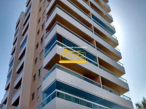 Apartamento, código 276100 em Praia Grande, bairro Guilhermina