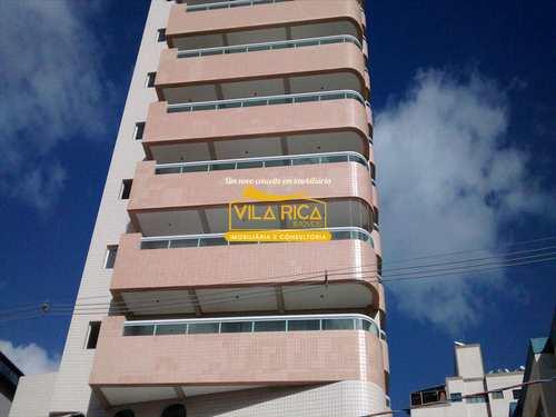 Apartamento, código 275200 em Praia Grande, bairro Aviação