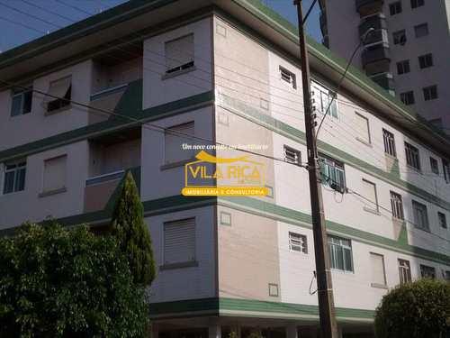 Apartamento, código 272500 em Praia Grande, bairro Caiçara
