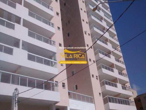 Apartamento, código 270100 em Praia Grande, bairro Canto do Forte
