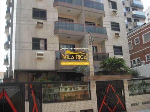 Apartamento, código 265100 em Praia Grande, bairro Tupi
