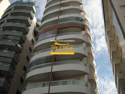Apartamento, código 263000 em Praia Grande, bairro Guilhermina