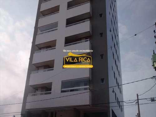Apartamento, código 261900 em Praia Grande, bairro Mirim