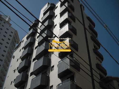 Apartamento, código 261200 em Praia Grande, bairro Guilhermina