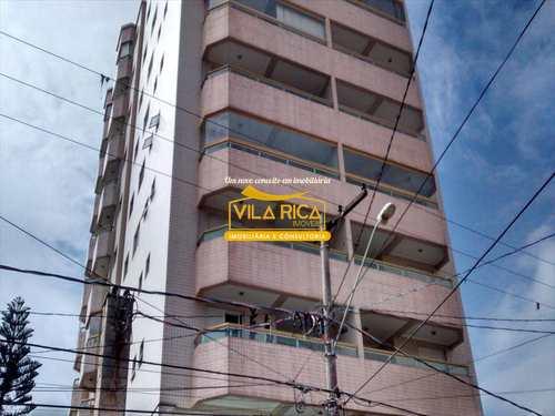 Apartamento, código 258700 em Praia Grande, bairro Tupi