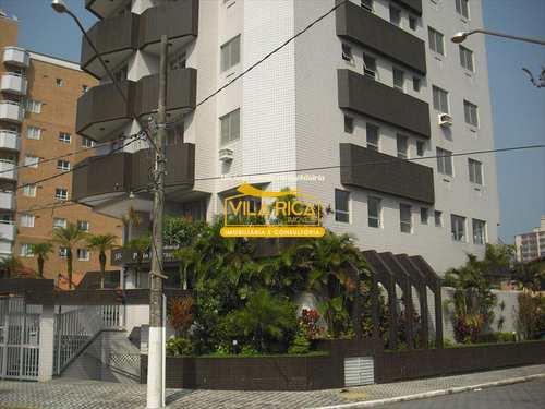 Apartamento, código 256500 em Praia Grande, bairro Guilhermina