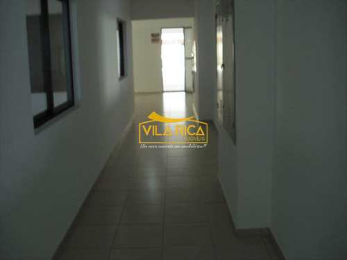 Apartamento, código 253400 em Praia Grande, bairro Real