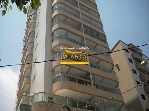 Apartamento, código 251300 em Praia Grande, bairro Aviação