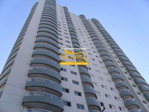 Apartamento, código 250300 em Praia Grande, bairro Aviação
