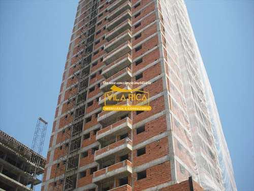 Apartamento, código 247100 em Praia Grande, bairro Guilhermina