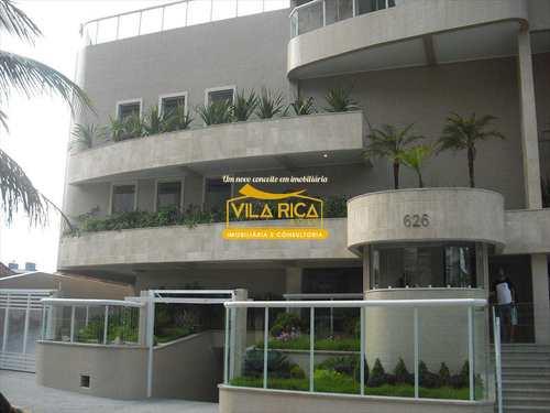 Apartamento, código 245600 em Praia Grande, bairro Aviação