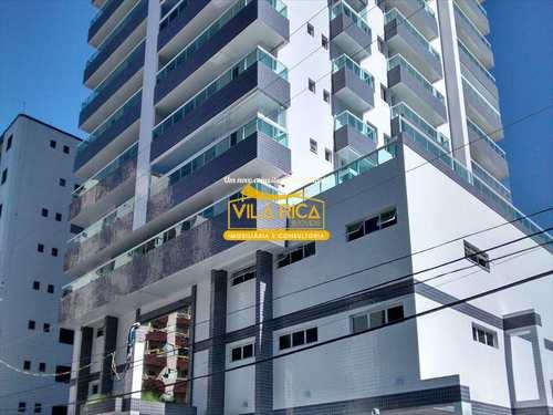 Apartamento, código 242200 em Praia Grande, bairro Ocian