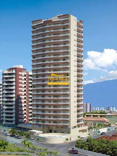 Apartamento, código 235400 em Praia Grande, bairro Maracanã