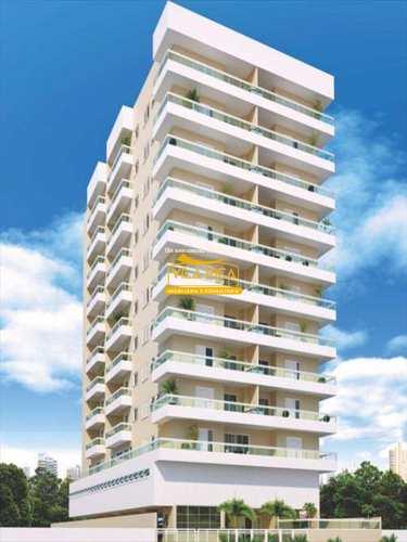 Apartamento, código 230100 em Praia Grande, bairro Guilhermina