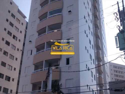 Apartamento, código 226500 em Praia Grande, bairro Guilhermina