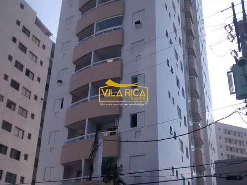 Apartamento, código 226400 em Praia Grande, bairro Guilhermina