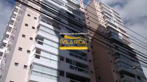Apartamento, código 222800 em Praia Grande, bairro Canto do Forte