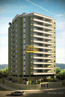Apartamento, código 214600 em Praia Grande, bairro Mirim