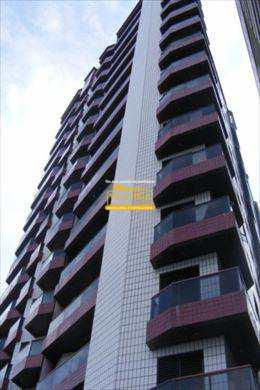 Apartamento, código 205600 em Praia Grande, bairro Ocian