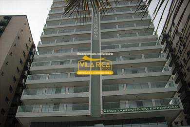 Apartamento, código 203200 em Praia Grande, bairro Aviação