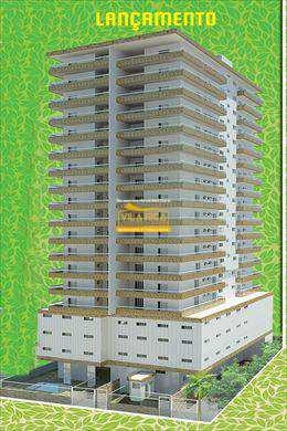 Apartamento, código 183100 em Praia Grande, bairro Boqueirão